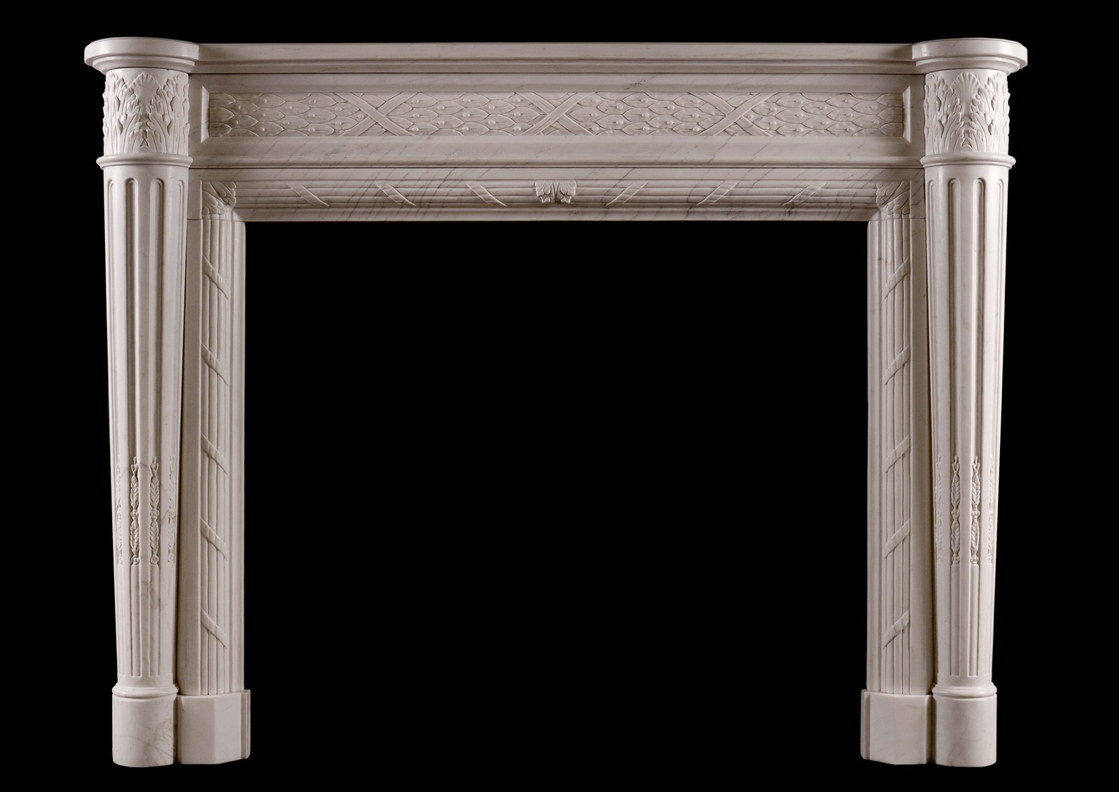 antique fireplaces frame