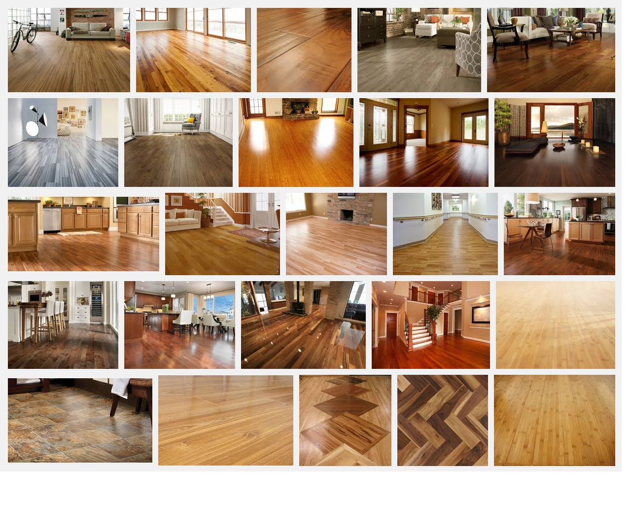 SOLID WOOD FLOORING VS ENGINEERED WOOD FLOORING VS LAMINATE WOOD ...
