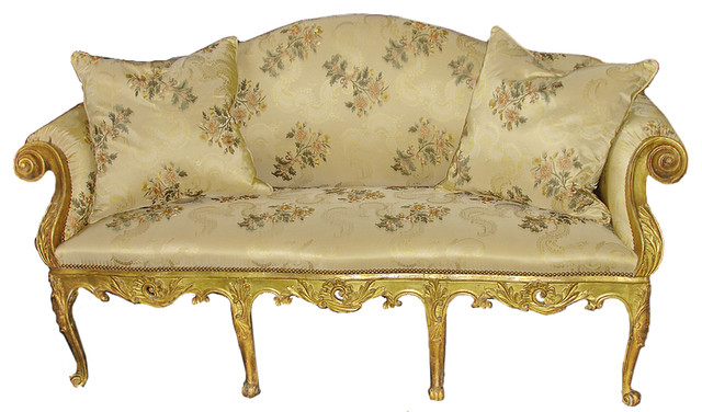 traditional-loveseats
