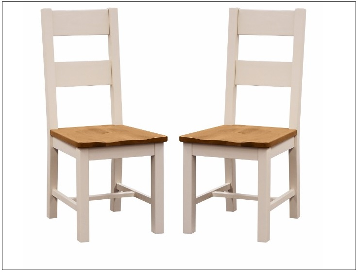 white dining chairs Required Goods