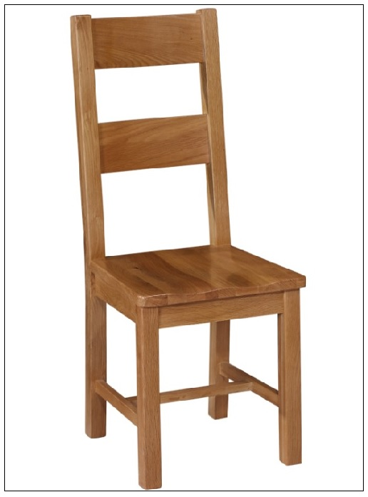 natural wood chair Required Goods